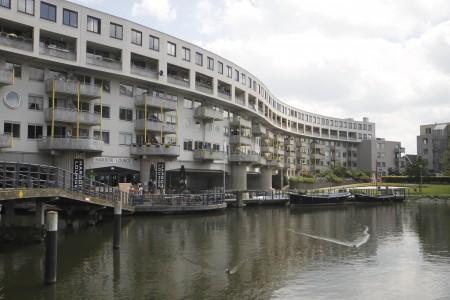 Amsterdam Entrepotbrug
